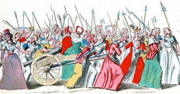 French revolution - Women's_March_on_Versailles01